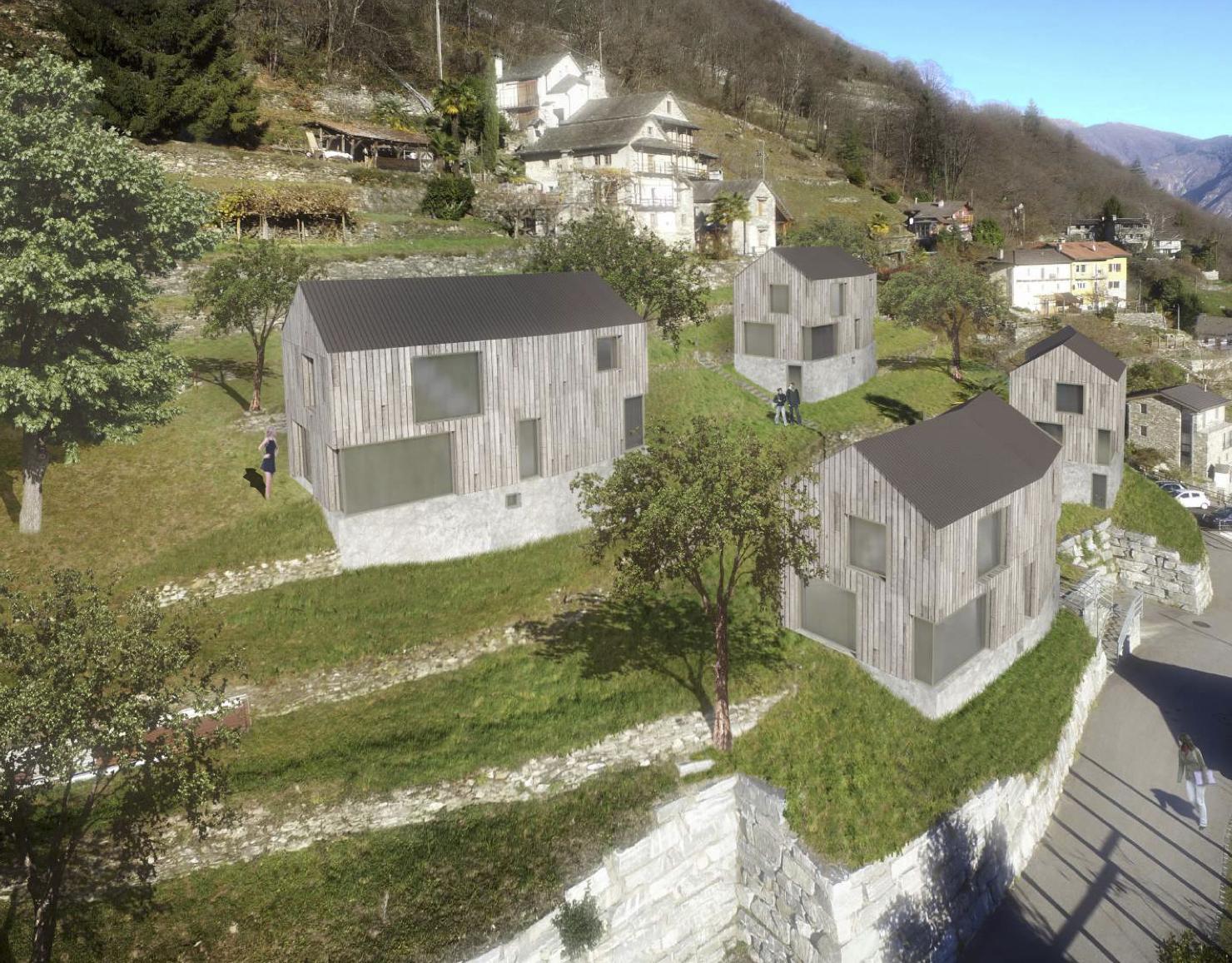 Casa unifamiliare Centovalli