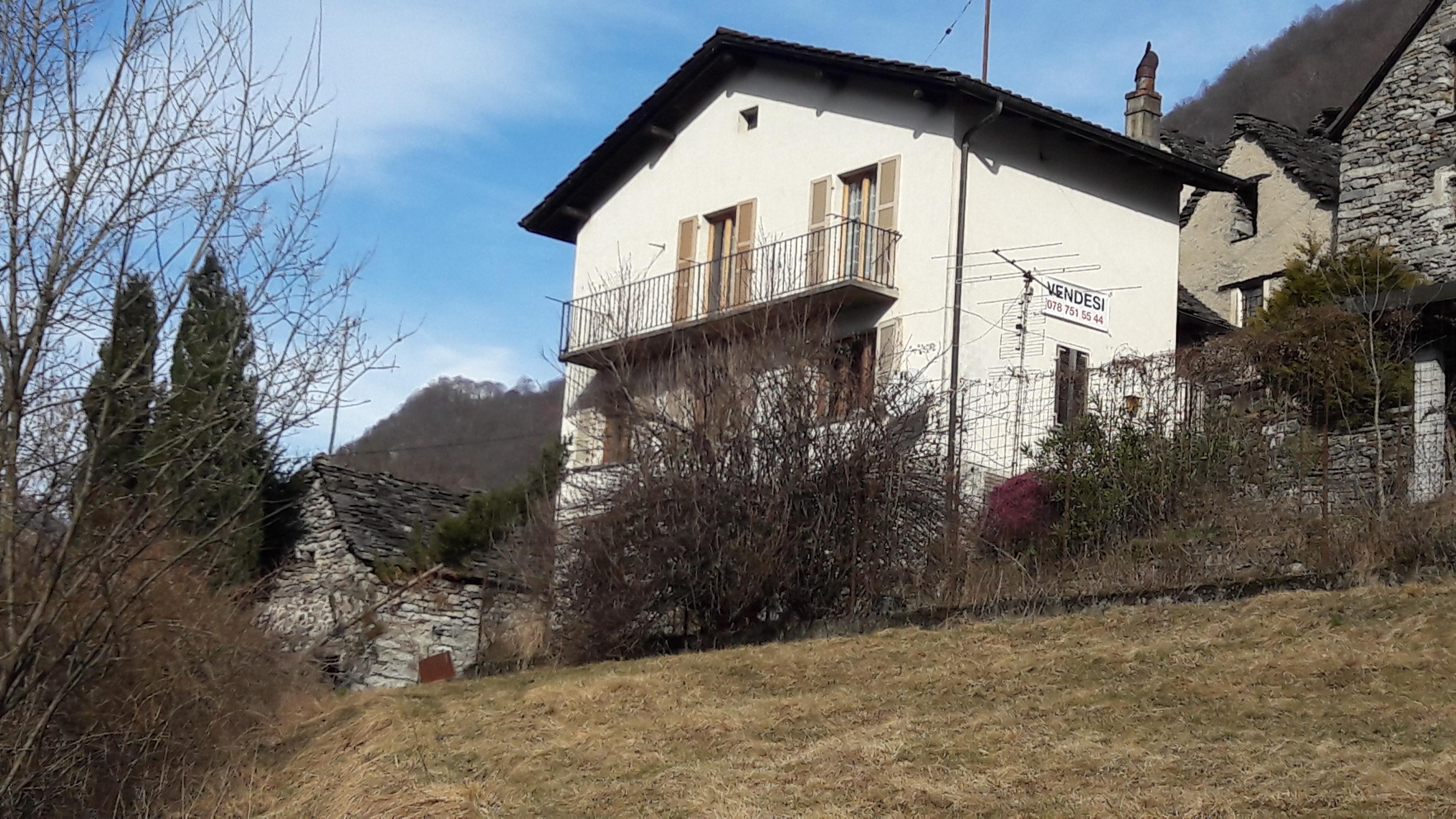 Casa/Rustico Lavertezzo