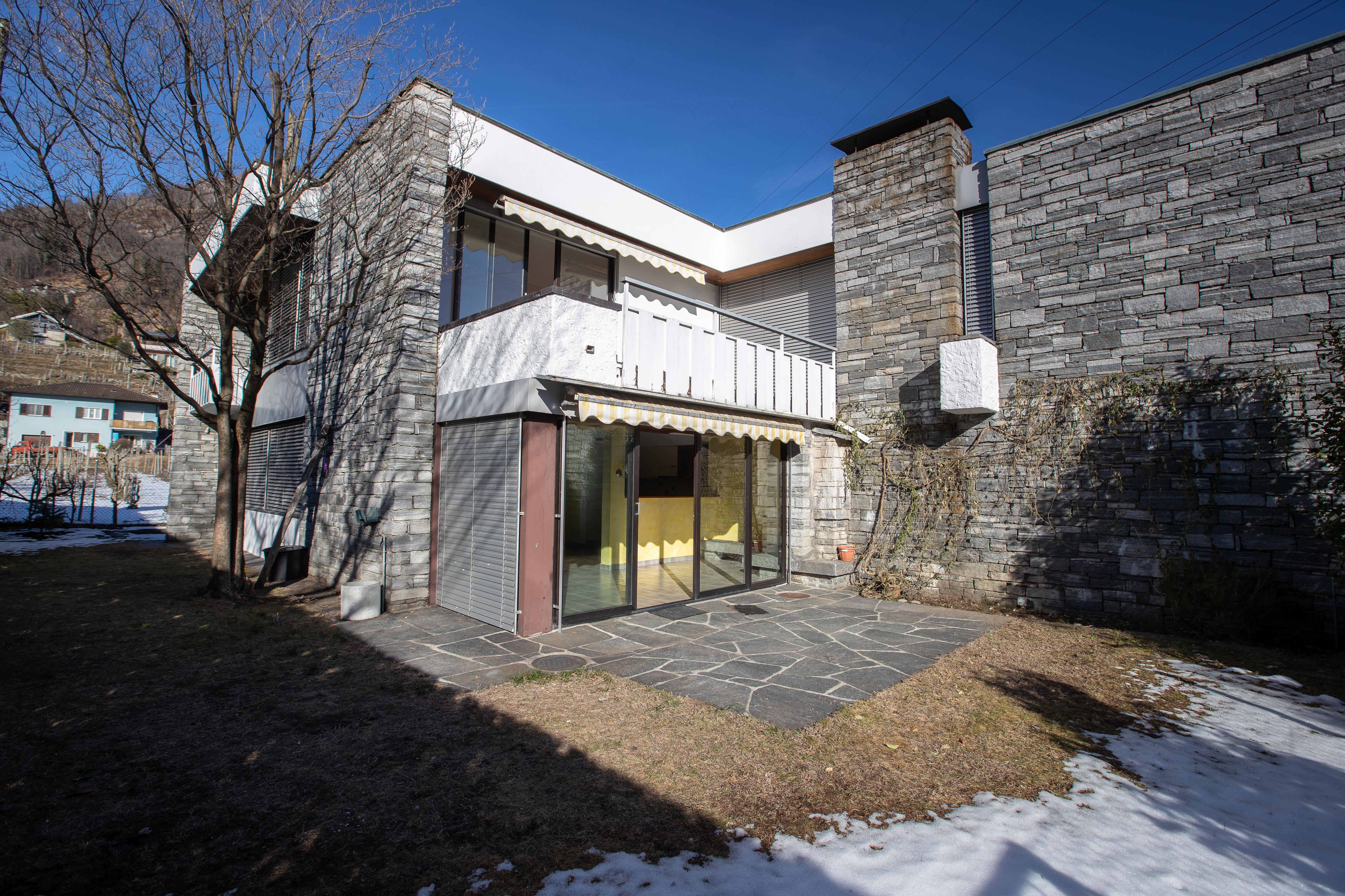Affittansi Appartamento per vacanze 3.5 locali Verscio Terre di Pedemonte