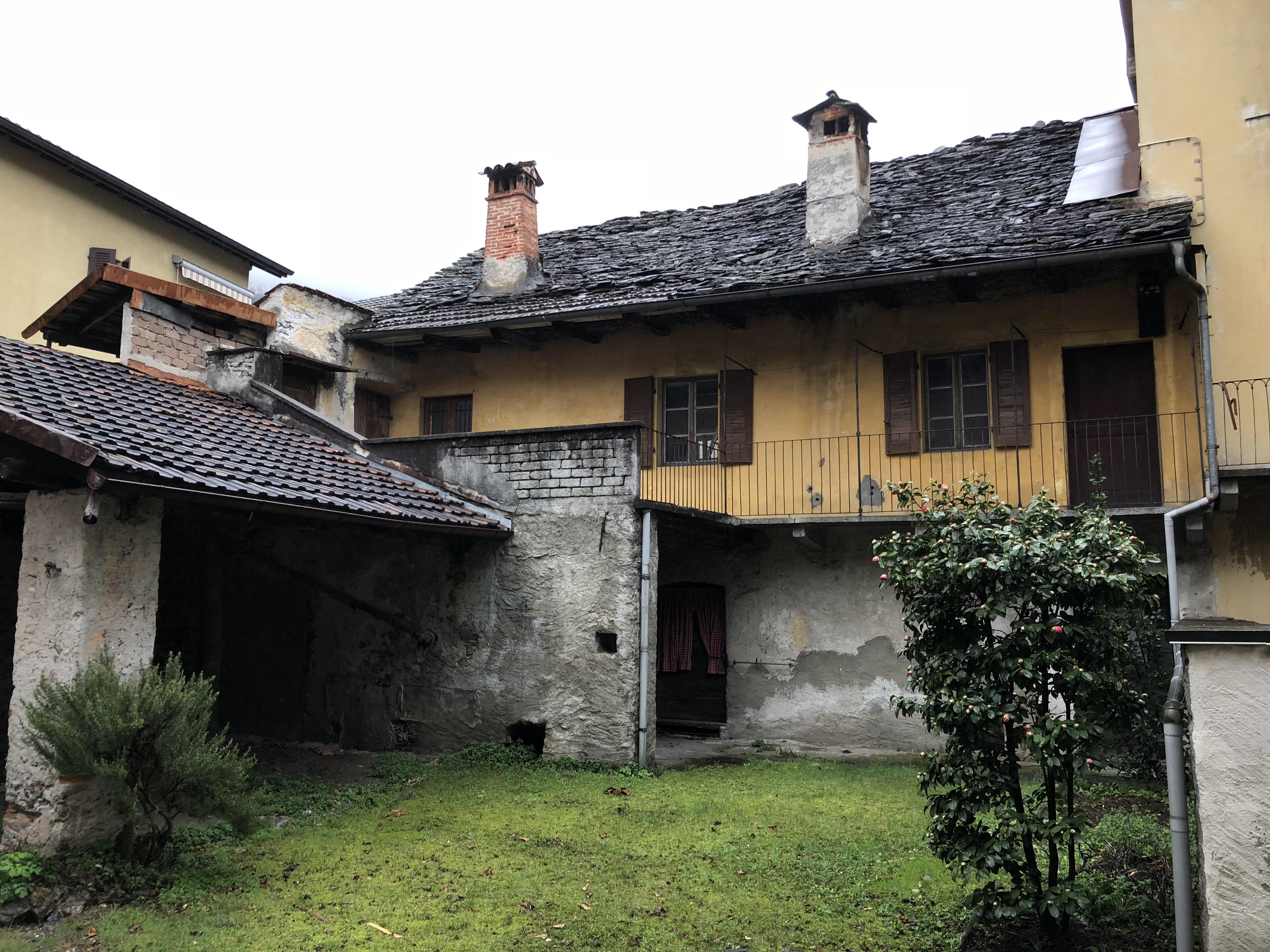 Casa-Rustico Minusio